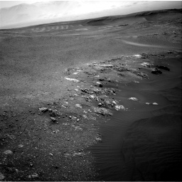 Nasa's Mars rover Curiosity acquired this image using its Right Navigation Camera on Sol 2473, at drive 2248, site number 76