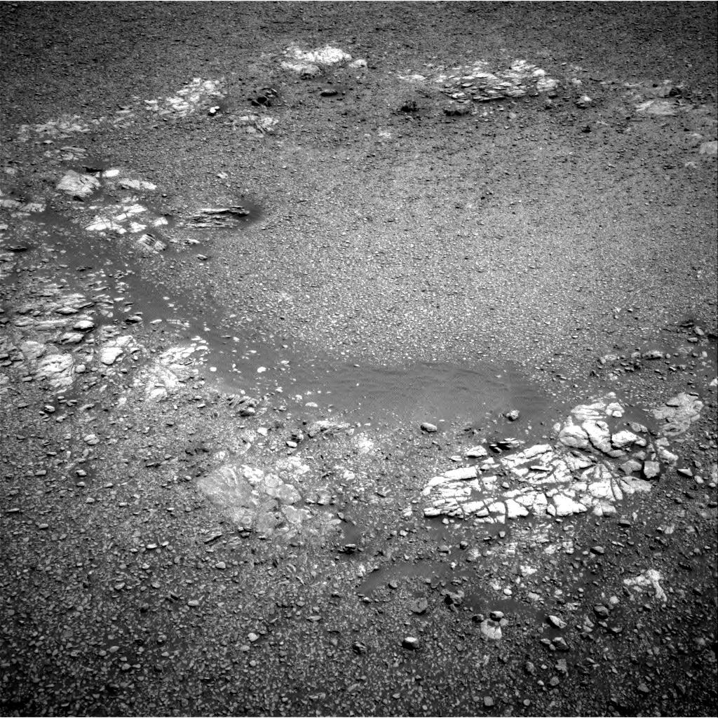 Nasa's Mars rover Curiosity acquired this image using its Right Navigation Camera on Sol 2473, at drive 2326, site number 76