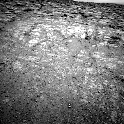 Nasa's Mars rover Curiosity acquired this image using its Left Navigation Camera on Sol 2481, at drive 2936, site number 76