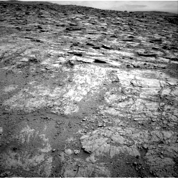 Nasa's Mars rover Curiosity acquired this image using its Right Navigation Camera on Sol 2481, at drive 2954, site number 76