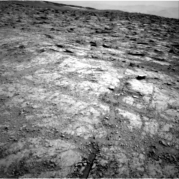 Nasa's Mars rover Curiosity acquired this image using its Right Navigation Camera on Sol 2481, at drive 2990, site number 76