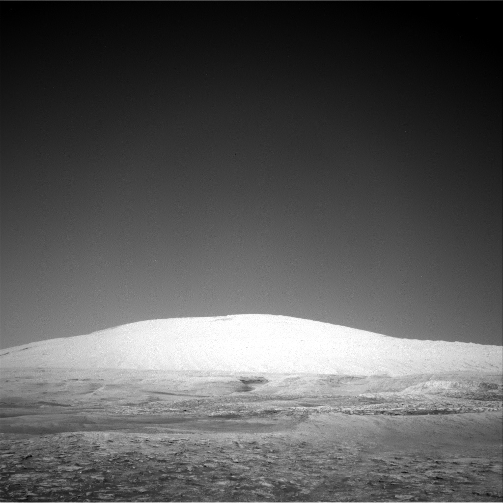 Nasa's Mars rover Curiosity acquired this image using its Right Navigation Camera on Sol 2529, at drive 3002, site number 76