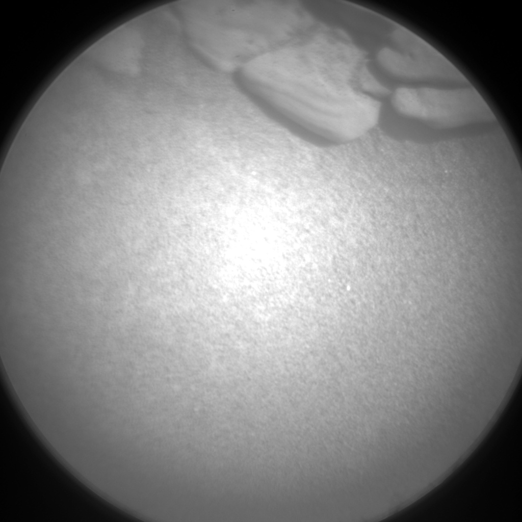 Nasa's Mars rover Curiosity acquired this image using its Chemistry & Camera (ChemCam) on Sol 2534, at drive 3002, site number 76