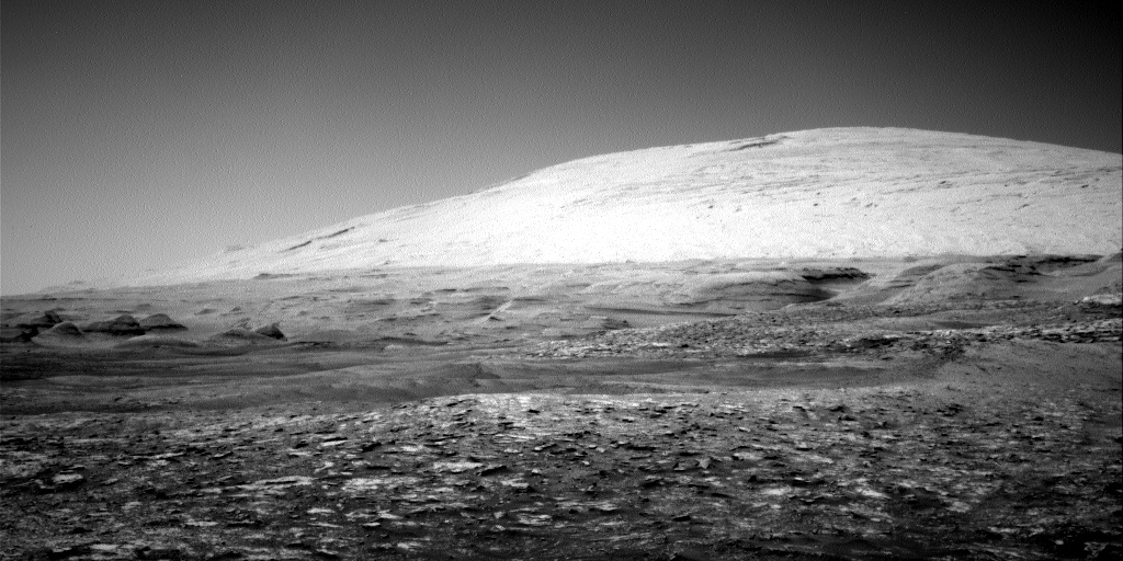 Nasa's Mars rover Curiosity acquired this image using its Right Navigation Camera on Sol 2534, at drive 3002, site number 76