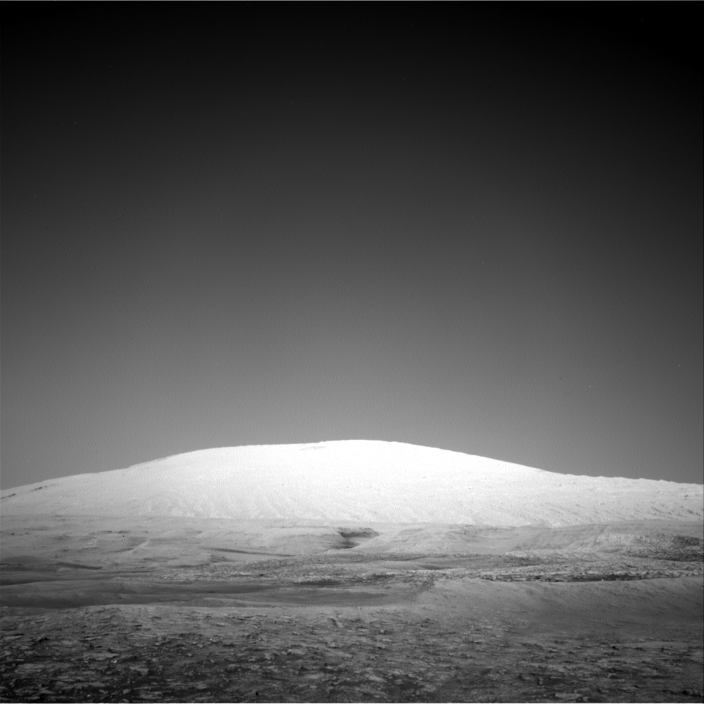 Nasa's Mars rover Curiosity acquired this image using its Right Navigation Camera on Sol 2535, at drive 3002, site number 76