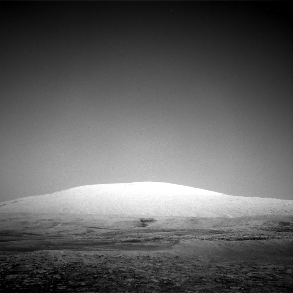 Nasa's Mars rover Curiosity acquired this image using its Right Navigation Camera on Sol 2539, at drive 3002, site number 76