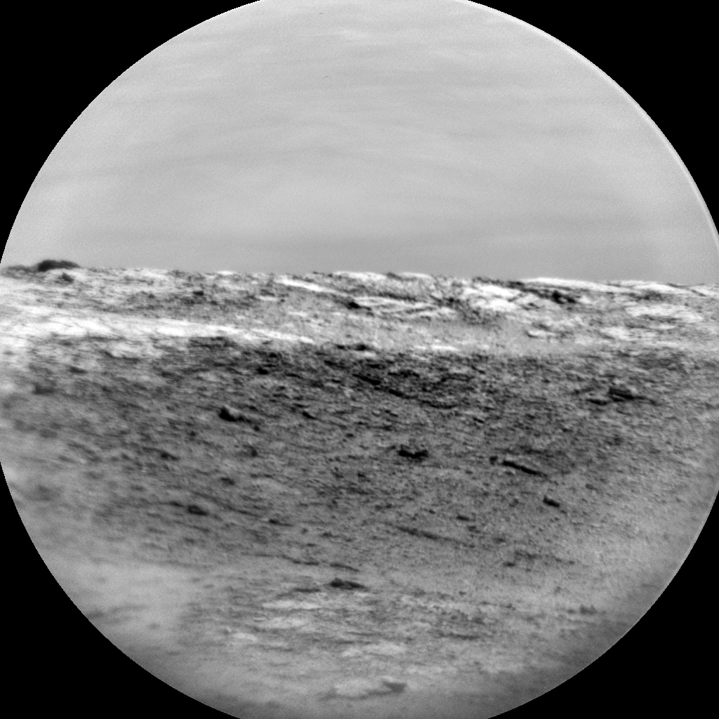 Nasa's Mars rover Curiosity acquired this image using its Chemistry & Camera (ChemCam) on Sol 2539, at drive 3002, site number 76