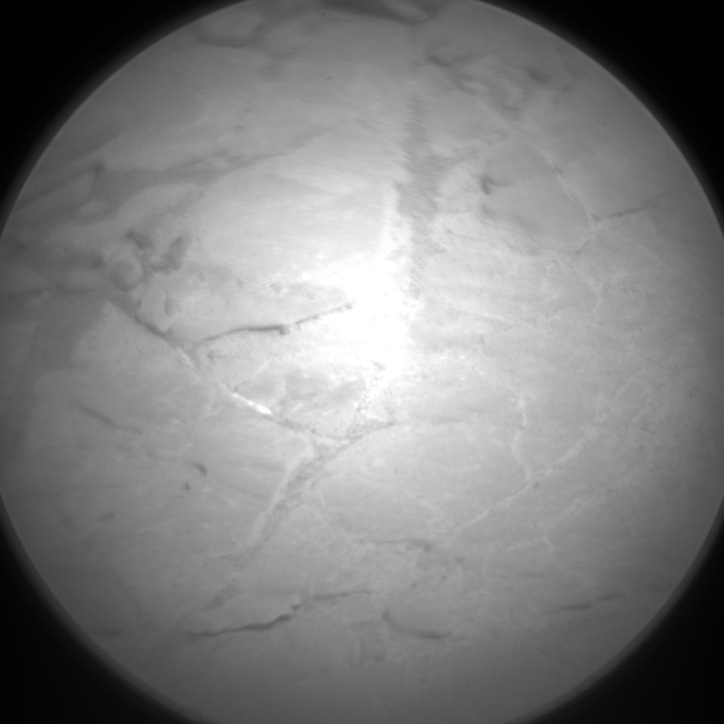 Nasa's Mars rover Curiosity acquired this image using its Chemistry & Camera (ChemCam) on Sol 2541, at drive 3002, site number 76