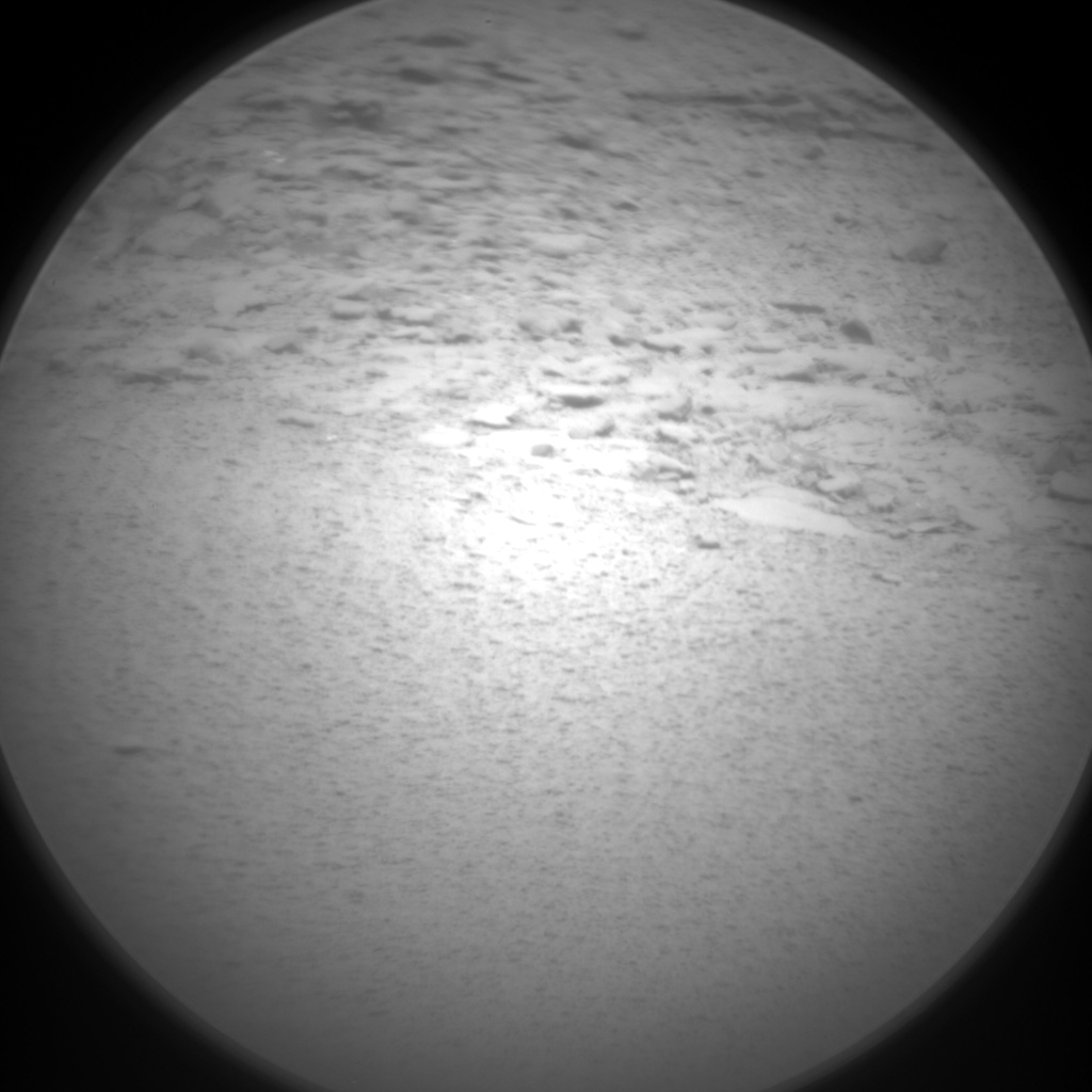 Nasa's Mars rover Curiosity acquired this image using its Chemistry & Camera (ChemCam) on Sol 2544, at drive 3002, site number 76