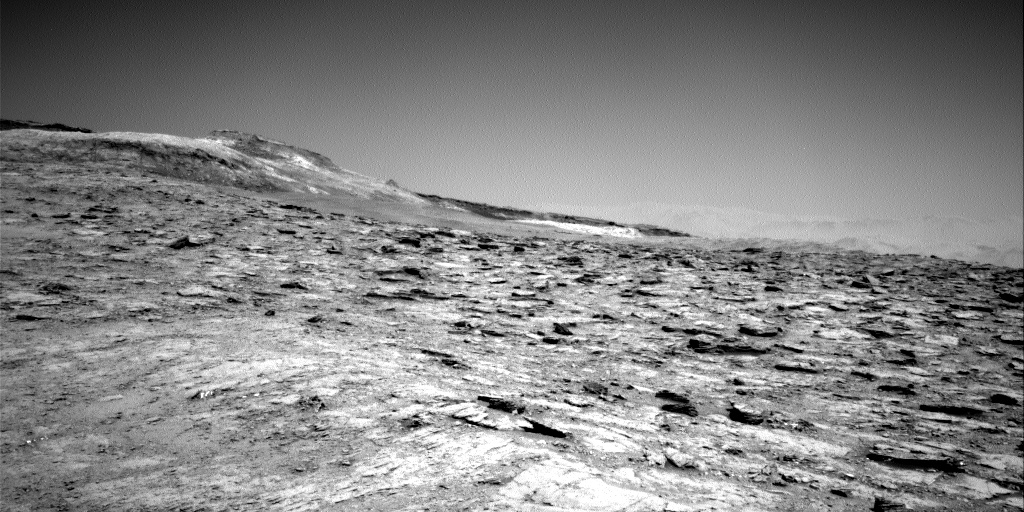 Nasa's Mars rover Curiosity acquired this image using its Right Navigation Camera on Sol 2544, at drive 3002, site number 76