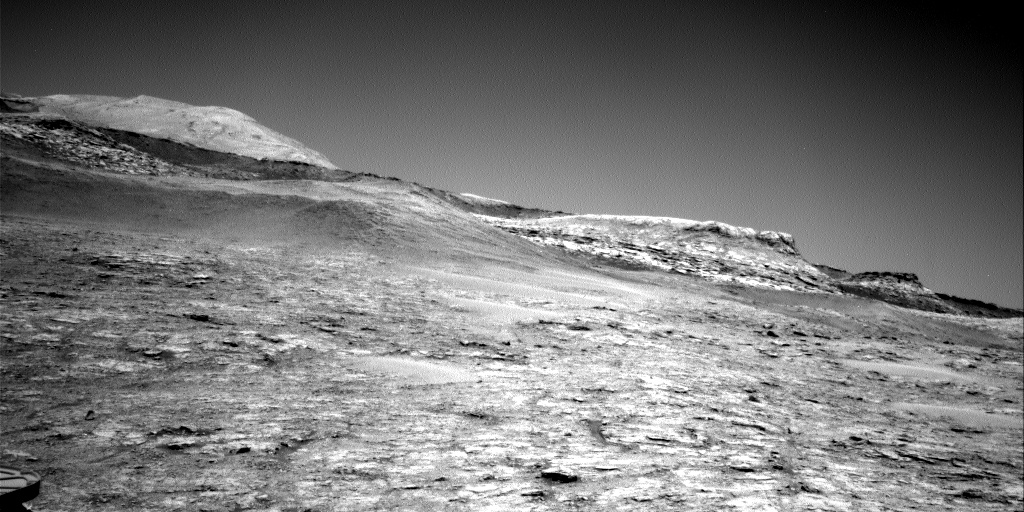 Nasa's Mars rover Curiosity acquired this image using its Right Navigation Camera on Sol 2549, at drive 3002, site number 76