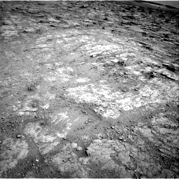 Nasa's Mars rover Curiosity acquired this image using its Right Navigation Camera on Sol 2555, at drive 3032, site number 76