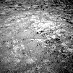 Nasa's Mars rover Curiosity acquired this image using its Right Navigation Camera on Sol 2555, at drive 3050, site number 76