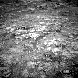 Nasa's Mars rover Curiosity acquired this image using its Right Navigation Camera on Sol 2555, at drive 3098, site number 76