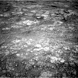 Nasa's Mars rover Curiosity acquired this image using its Right Navigation Camera on Sol 2555, at drive 3122, site number 76