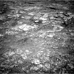 Nasa's Mars rover Curiosity acquired this image using its Right Navigation Camera on Sol 2555, at drive 3128, site number 76