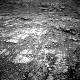 Nasa's Mars rover Curiosity acquired this image using its Right Navigation Camera on Sol 2555, at drive 3158, site number 76