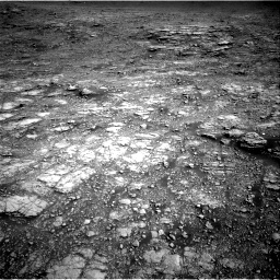 Nasa's Mars rover Curiosity acquired this image using its Right Navigation Camera on Sol 2555, at drive 3164, site number 76