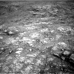Nasa's Mars rover Curiosity acquired this image using its Right Navigation Camera on Sol 2555, at drive 3176, site number 76