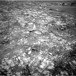 Nasa's Mars rover Curiosity acquired this image using its Right Navigation Camera on Sol 2555, at drive 3218, site number 76