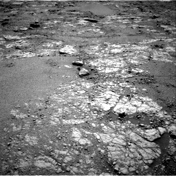 Nasa's Mars rover Curiosity acquired this image using its Right Navigation Camera on Sol 2556, at drive 40, site number 77