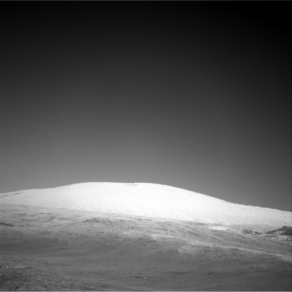 Nasa's Mars rover Curiosity acquired this image using its Right Navigation Camera on Sol 2556, at drive 70, site number 77