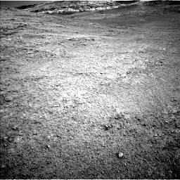Nasa's Mars rover Curiosity acquired this image using its Left Navigation Camera on Sol 2559, at drive 166, site number 77