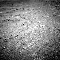 Nasa's Mars rover Curiosity acquired this image using its Left Navigation Camera on Sol 2559, at drive 244, site number 77