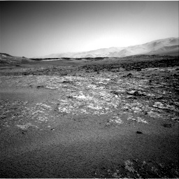 Nasa's Mars rover Curiosity acquired this image using its Right Navigation Camera on Sol 2559, at drive 82, site number 77