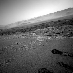 Nasa's Mars rover Curiosity acquired this image using its Right Navigation Camera on Sol 2559, at drive 130, site number 77