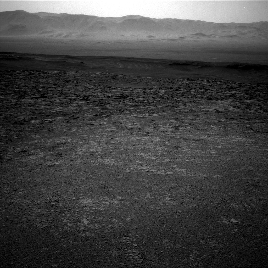 Nasa's Mars rover Curiosity acquired this image using its Right Navigation Camera on Sol 2559, at drive 292, site number 77