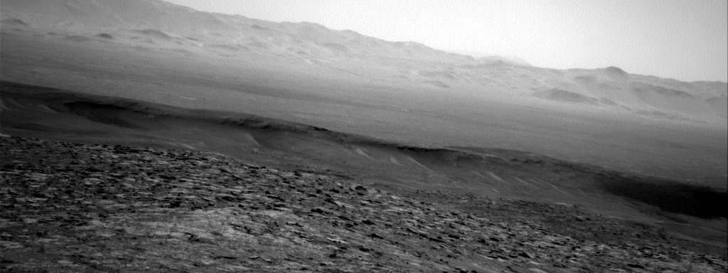 Nasa's Mars rover Curiosity acquired this image using its Right Navigation Camera on Sol 2562, at drive 292, site number 77