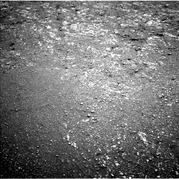 Nasa's Mars rover Curiosity acquired this image using its Left Navigation Camera on Sol 2565, at drive 400, site number 77