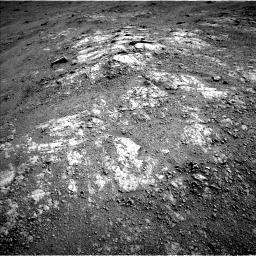Nasa's Mars rover Curiosity acquired this image using its Left Navigation Camera on Sol 2565, at drive 568, site number 77