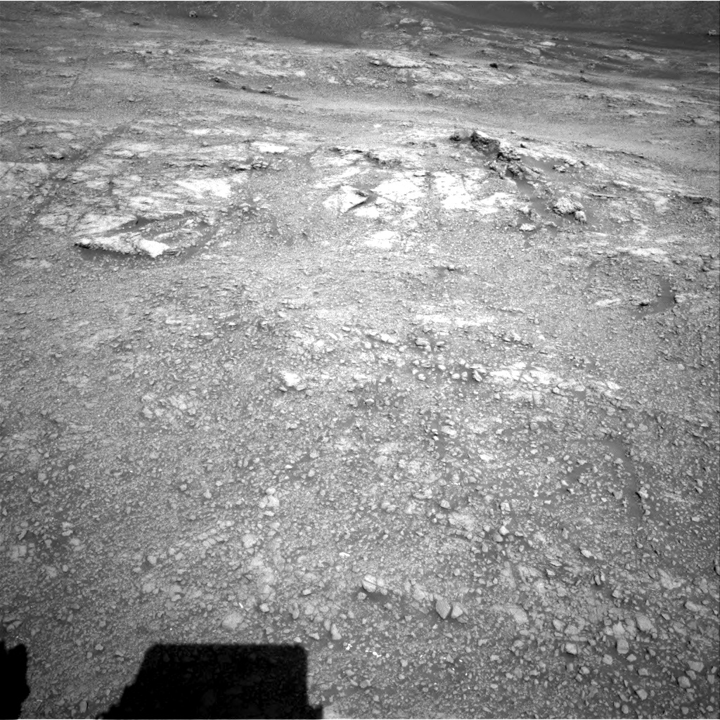 Nasa's Mars rover Curiosity acquired this image using its Right Navigation Camera on Sol 2565, at drive 538, site number 77