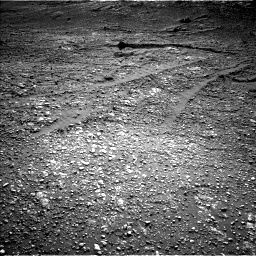 Nasa's Mars rover Curiosity acquired this image using its Left Navigation Camera on Sol 2568, at drive 898, site number 77