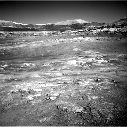 Nasa's Mars rover Curiosity acquired this image using its Right Navigation Camera on Sol 2568, at drive 574, site number 77