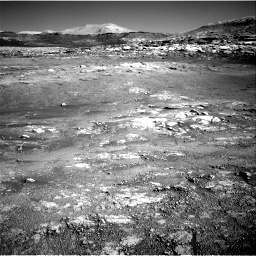Nasa's Mars rover Curiosity acquired this image using its Right Navigation Camera on Sol 2568, at drive 592, site number 77