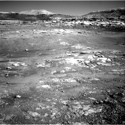 Nasa's Mars rover Curiosity acquired this image using its Right Navigation Camera on Sol 2568, at drive 598, site number 77