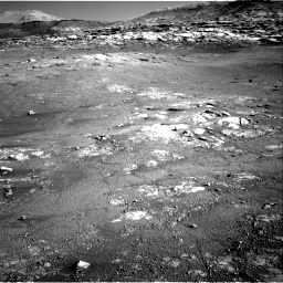 Nasa's Mars rover Curiosity acquired this image using its Right Navigation Camera on Sol 2568, at drive 610, site number 77