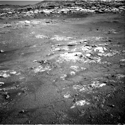 Nasa's Mars rover Curiosity acquired this image using its Right Navigation Camera on Sol 2568, at drive 622, site number 77