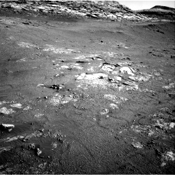 Nasa's Mars rover Curiosity acquired this image using its Right Navigation Camera on Sol 2568, at drive 634, site number 77