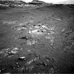 Nasa's Mars rover Curiosity acquired this image using its Right Navigation Camera on Sol 2568, at drive 646, site number 77