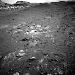 Nasa's Mars rover Curiosity acquired this image using its Right Navigation Camera on Sol 2568, at drive 652, site number 77