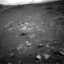 Nasa's Mars rover Curiosity acquired this image using its Right Navigation Camera on Sol 2568, at drive 664, site number 77