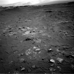 Nasa's Mars rover Curiosity acquired this image using its Right Navigation Camera on Sol 2568, at drive 670, site number 77