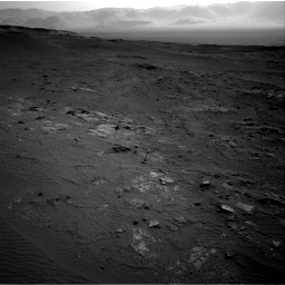 Nasa's Mars rover Curiosity acquired this image using its Right Navigation Camera on Sol 2568, at drive 682, site number 77