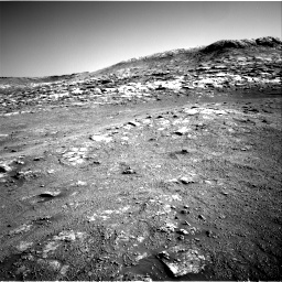 Nasa's Mars rover Curiosity acquired this image using its Right Navigation Camera on Sol 2568, at drive 688, site number 77