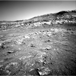Nasa's Mars rover Curiosity acquired this image using its Right Navigation Camera on Sol 2568, at drive 694, site number 77