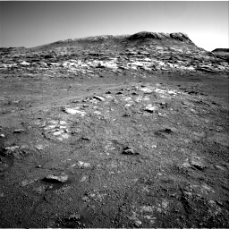 Nasa's Mars rover Curiosity acquired this image using its Right Navigation Camera on Sol 2568, at drive 712, site number 77